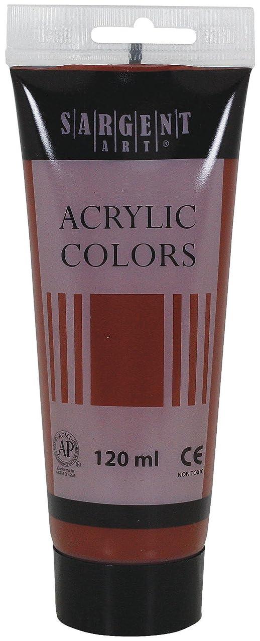 Sargent Art 23-0333 120Ml Tube Acrylic Paint, Venetian Red