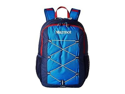 Marmot Arbor Daypack (Little Kids/Big Kids) (Blue/Arctic Navy) Day Pack Bags