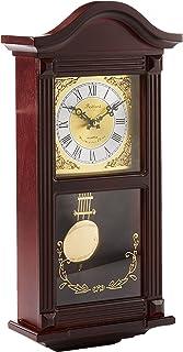 Bedford Clock Collection - Reloj de Pared con péndulo y Cam