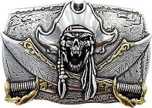 Best jolly roger belt buckle Reviews