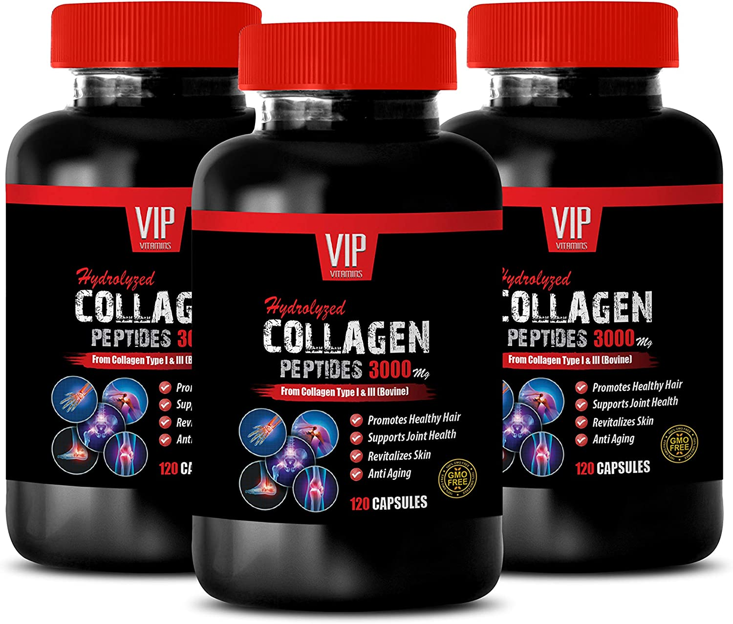 Liver Detox Beauty products Supplements - Collagen 3000MG and Natural 5 ☆ very popular Complex