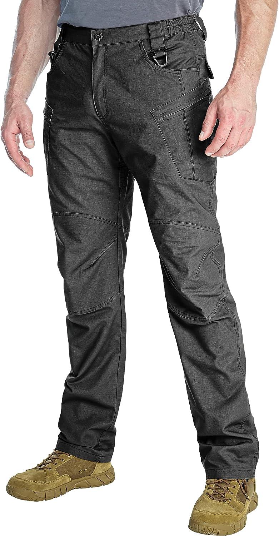 ANTARCTICA Mens Tactical Pants Lightweight Cargo Pants Military