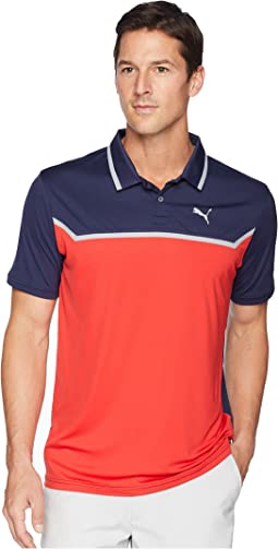 PUMA Golf Bonded Tech Polo