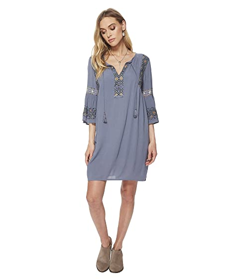 Lucky Brand Floral Embroidered Boyfriend Shirt Coupland Women Juniors'  Clothing Tops