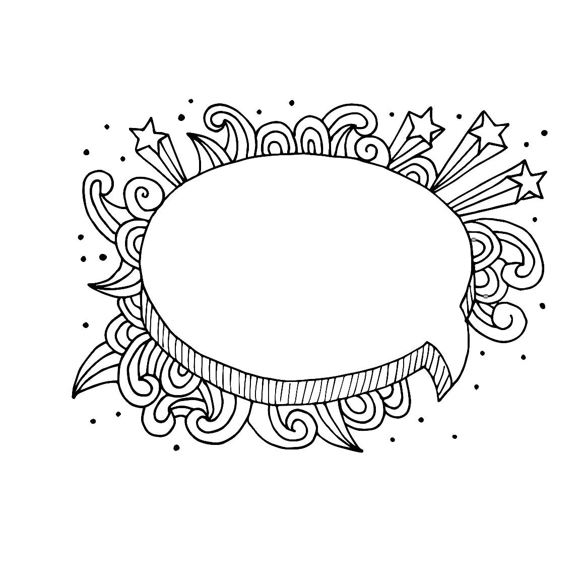 Darice 30041338 Embossing Folder: Conversation Bubble