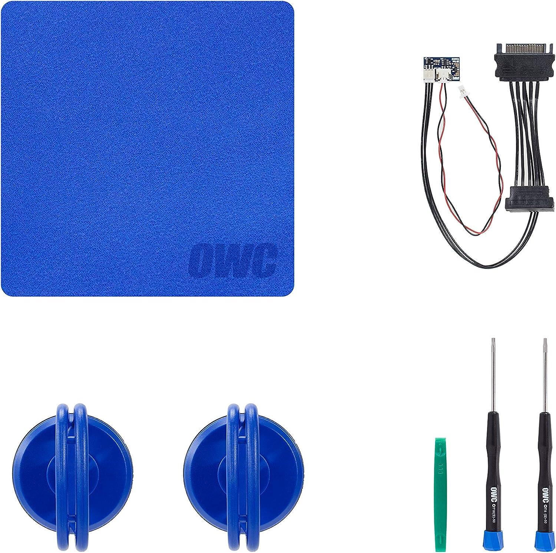 OWC Cable de actualización de HDD de Sensor térmico Digital en línea e Herramientas de instalación para iMac 2009-2010, (OWCDIYIMACHDD09)