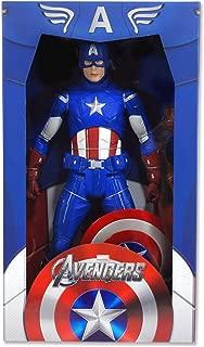 NECA Avengers Captain America 18
