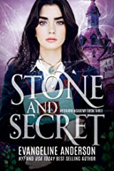 Stone and Secret: Nocturne Academy Book 3: Nocturne Academy young adult paranormal romance series Kindle Edition