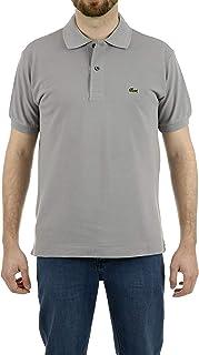 Lacoste Men's L1212 Polo, Grey CCA, Large