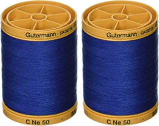 Linen handsewing thread Gutermann 50 meters  55 yards