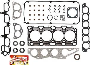 Fits 04-11 Mitsubishi 2.4 SOHC 16V 4G69 Head Gasket Set