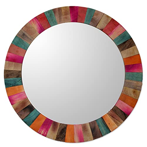 Colorful Mirrors For Wall Amazon Com