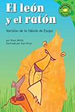 El leon y el raton (Read-it! Readers en Español: Fábulas) (Spanish Edition)