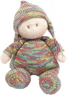 Jo-Jo Doll Knitting Pattern (Jo-Jo Dolls Book 1)