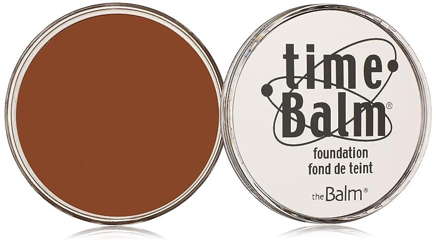 朝食を食べる活性化私たちのTHEBALM COSMETICS theBalm TimeBalm財団、 日没後