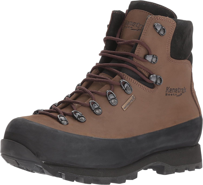 Kenetrek Men's Hardscrabble Hiker Hiking Boot