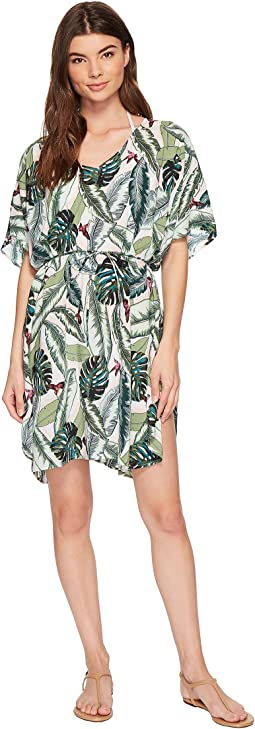 Seafolly - Palm Beach Kaftan Cover-Up