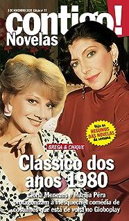 Revista Contigo! Novelas - 03/11/2020