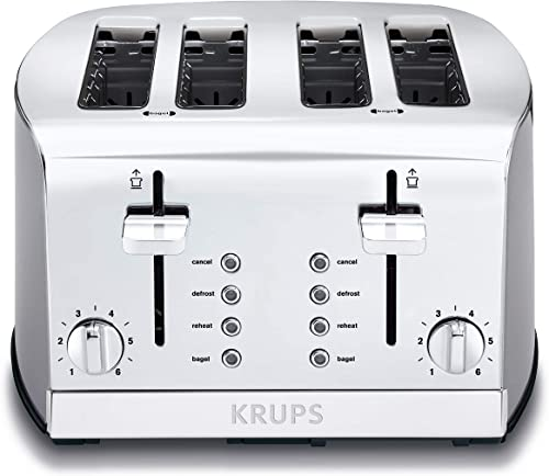 KRUPS-KH734D-Breakfast-Set-4-Slot-Toaster