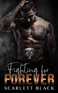 Fighting for Forever: Tank & Kat's story, Part 2 (Battle Born MC, Reno Nevada Chapter Book 7)