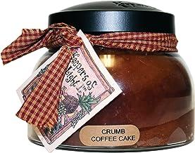 A Cheerful Giver Crumb Coffee Cake 22oz Mama Jar Candle