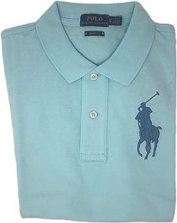 ralph lauren womens big pony polo shirt dress