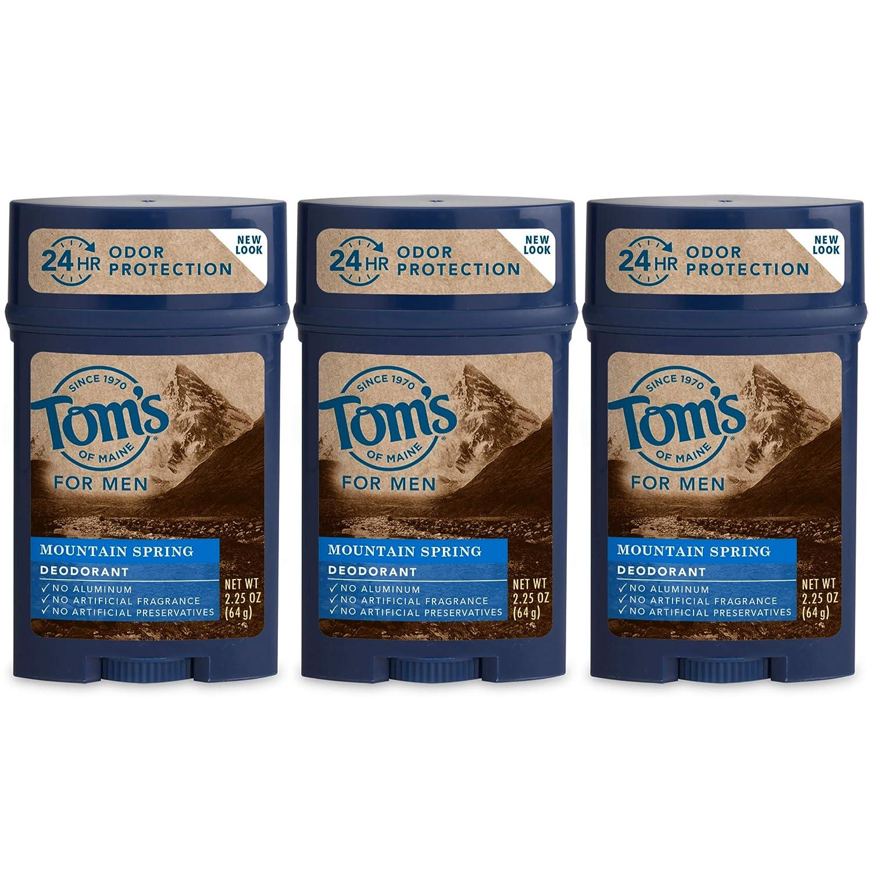 Tom's of Maine Long-Lasting Deodorant for Natural Tulsa Award Mall Aluminum-Free