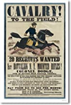 Civil War: Recruiting Poster - Reproduction Classroom Poster