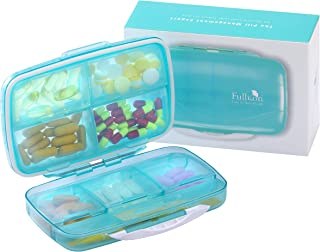 Best pill box 3 compartment Reviews