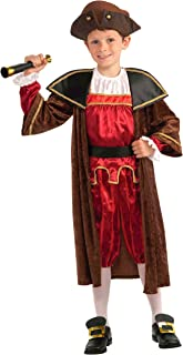 christopher columbus costume for kids