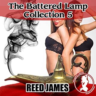 The Battered Lamp Collection 5: A Genie, Harem, Supernatural, Witch Succubus Erotica