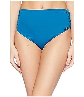Shore Shades Convertible High-Waist Bikini Bottom