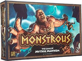 CMON Monstrous Board Game