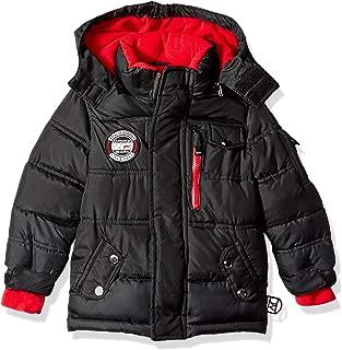 Weatherproof Boys' Bubble Jacket with Ripstop Trim