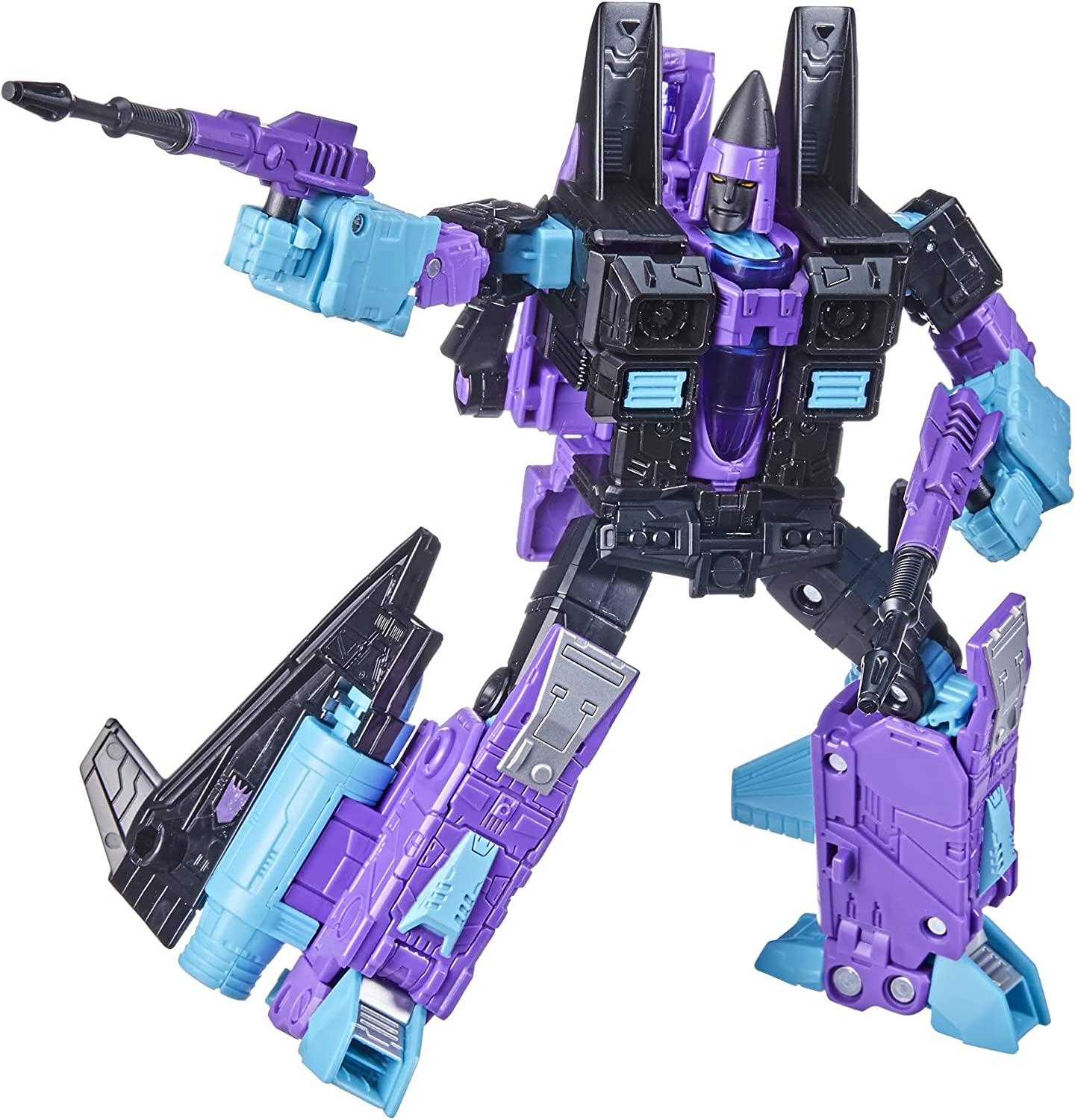 TRANSFORMERS GEN SELECTS Voyager G2 RAMJET Multicolor