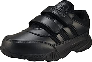 Action Shoes Synthetic Leather Synergy Shoes4 (7146Black)