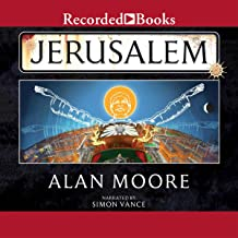 alan moore audiobook