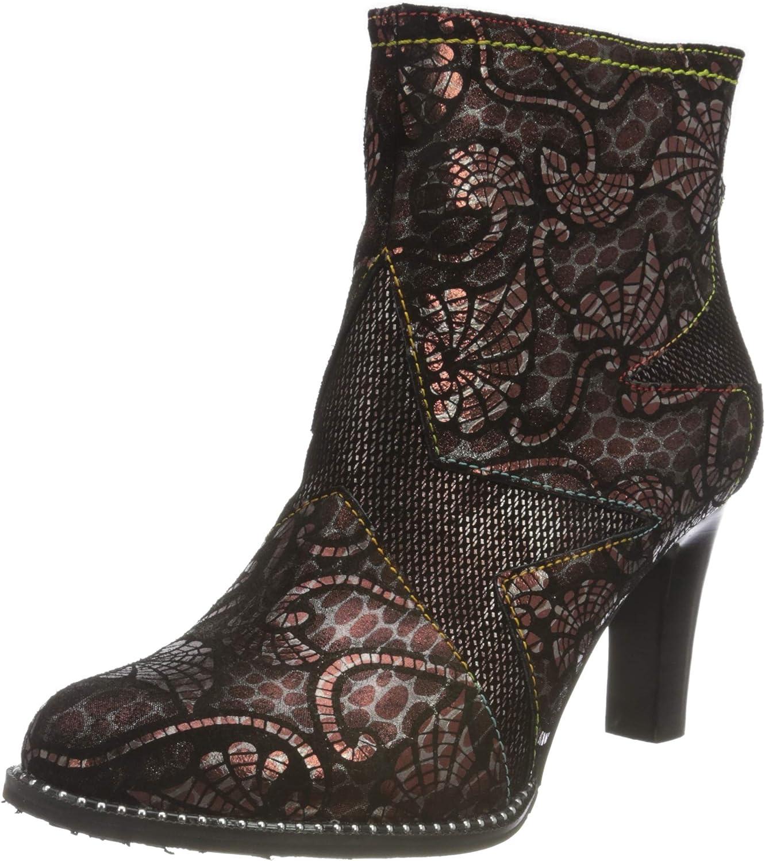 Laura Vita Women's Alcbaneo 2281 Ankle Product US Genuine Wine Boot 8
