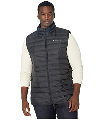 Columbia Big Tall Lake 22tm Down Vest (Black) Men