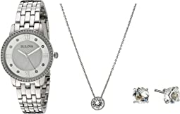 Bulova - Crystal - 96X138 Box Set