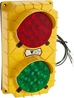 SG10 LED Stop and Go Light Signal System, 6-3/8-Inch Width X 11-3/8-Inch Height X 3-3/4-Inch Depth