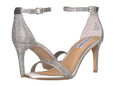 Steve Madden Stecia-R Heeled Sandal (Rhinestone) Women