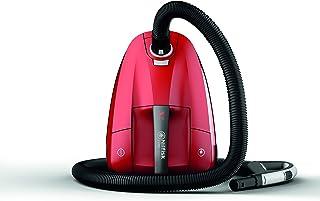 Nilfisk Aspirador de Trineo con Bolsa Rojo Elite RCL14E08A2, 450 W, 3.2 litros, 68 Decibelios, Pl?stico, Red