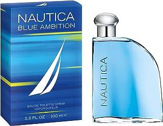 Nautica Blue Ambition Men's Cologne/Eau de Toilette, 3.3 Fluid Ounce