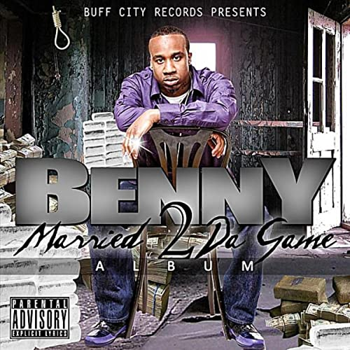 Married To The Game Explicit By Benny On Amazon Music Amazon Com