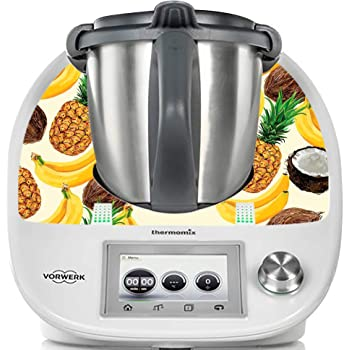 Thermodernizate Piñas y Cocos Vinilos Thermomix TM6: Amazon.es