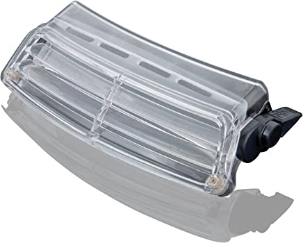 Show Chrome Accessories 2-359C Clear Windshield Air Vent