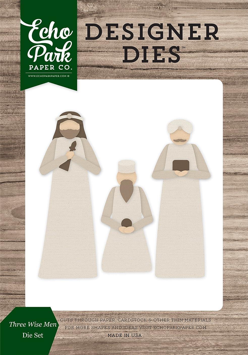 Echo Park Paper Company Three Wise Men Die Set