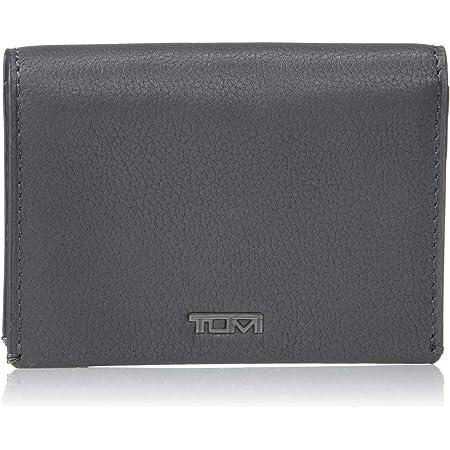 TUMI Men's Nassau Gusseted Card Case Bi-Fold Wallet