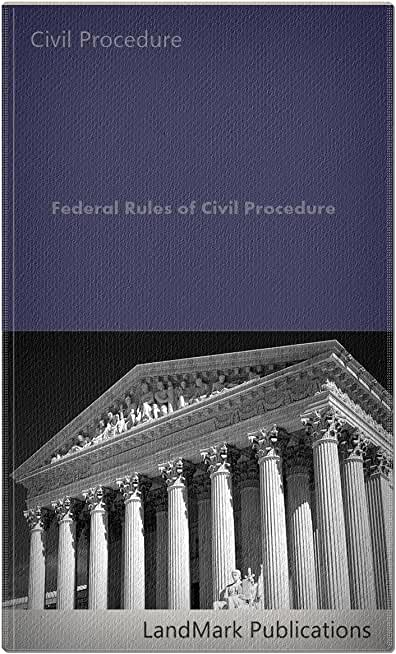 Federal Rules of Civil Procedure (Federal Courts Book 1) (English Edition)